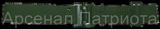 Ремень тактический армии Чехии с металлической пряжкой, 4,8 см, 70-85 см, б/у