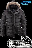 Мужская зимняя куртка Braggart (р. 46-56) арт. 3582