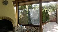 Прозрачные стены ПВХ Киев