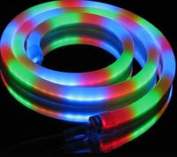 Гибкий неон RGB