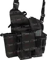 Сумка Allen Shoulder Go Bag наплечная, черная