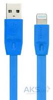 USB кабель REMAX Full Speed Lightning Cable Blue