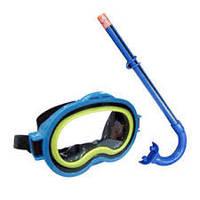 Маска и трубка для плавания Intex 55942 Adventurer Swim Set (от 8 лет)