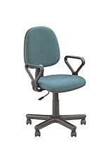 Компьютерное кресло офисное для персонала REGAL GTP PM60 11.2, 106, 24, 45.0, 45.0, металл, Да, Да, Украина, 43.5, 43.5, ИСК. КОЖА V