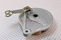 Панель тормозная задняя с колодками на спиц. колесо