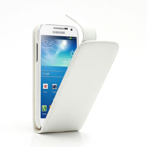 Чехол книжка для Samsung Galaxy S4 mini I9190, белый