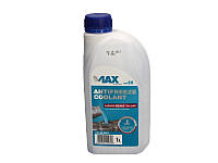 Антифриз 4Max G11 (синий, разбавленный) 1л
