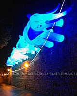 Надувные рекламные фигуры Слоны
