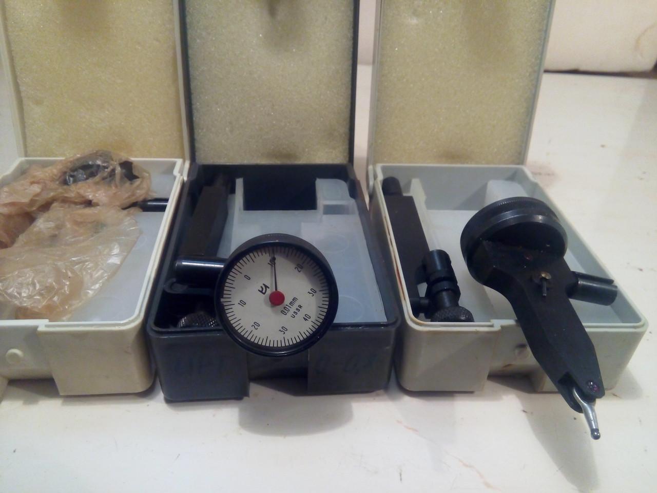 Индикатор рычажно-зубчатый ИРТ 0,8(возможна калибровка УкрЦСМ), фото 1