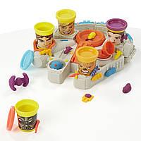 Игровой набор пластилина Play-Doh Тысячелетний Сокол. Оригинал Hasbro