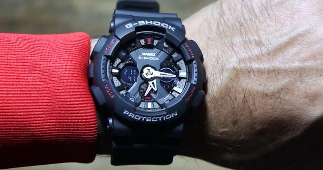 Часы Casio G-Shock GA 120