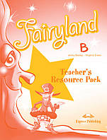 Fairyland 4 Teacher's Resource Pack (книга для учителя с дополнительными материалами)