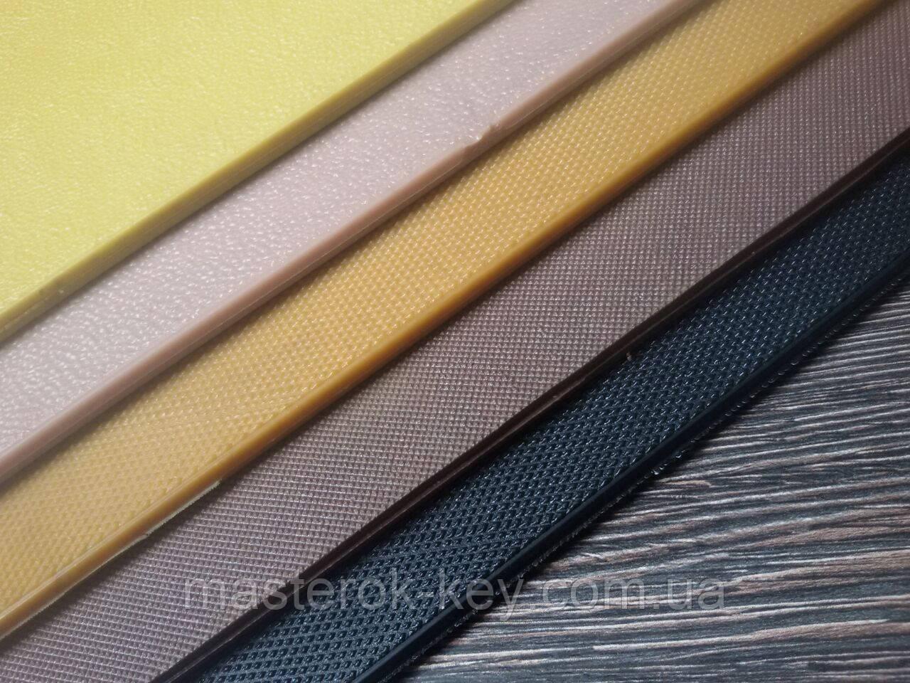 """Полиуретан обувной ITALY STRONG рифленый 260*180*6 мм цвет светло-коричневый - Компания """"Мастерок"""" в Днепре"""