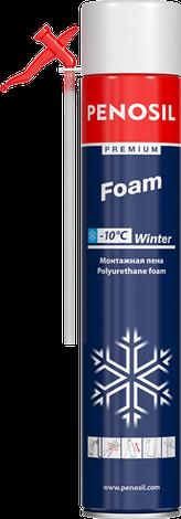 Монтажна ручна піна FOAM зимова, фото 2