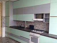 Изготовление кухни под заказ (модерн кухня)