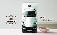 Чехол бампер для Xiaomi Redmi Note 2 авто