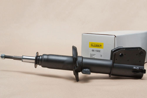 Амортизатор передний Vivaro Trafic Primastar газомасляный GLOBER 66-1502