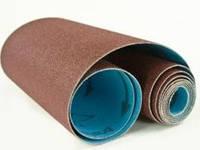 Бумага наждачная на ткан. основе  Р 40 (шир 1,45 м)