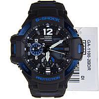 Мужские часы Casio G-SHOCK GA-1100-2BER оригинал