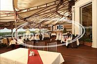 Изготовление торговых палаток и летних площадок