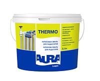 Эмаль акриловая AURA LUX PRO THERMO для радиаторов отопления, 2,5л