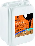 Лак для паркету Loba WS 2K Duo двокомпонентний полуматовий 5 л