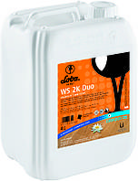 Лак паркетний Loba  WS 2K Duo полуматовый, матовый 5 л