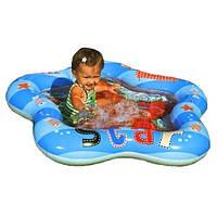 Детский надувной бассейн звезда Intex (59405 )