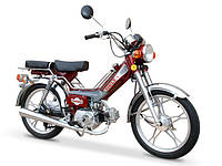 Мопед скутер Delta 72CC