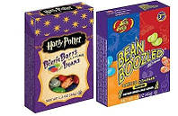 Jelly belly harry potter(34 г) и bean boozled (45г) - набор -1+1