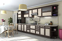 Кухня Контур 2.0 м поелементно Гарант / Кухонный гарнитур Контур Garant NV, фото 1