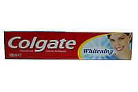 Зубная паста Colgate Whitening отбеливающая 100 мл