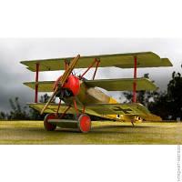 Модель Roden Fokker Dr.I (RN601)