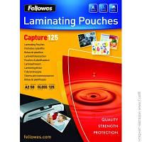 Пленка Для Ламинаторов Fellowes f.53093 A2 125мкм, 50шт.
