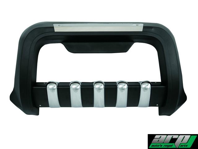 Передняя защита бампера на  Peugeot Partner | Tipi