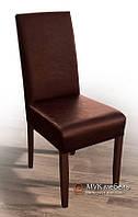 "Мягкий стул ""Денвер"" (бук) (КЗ коричневый)"
