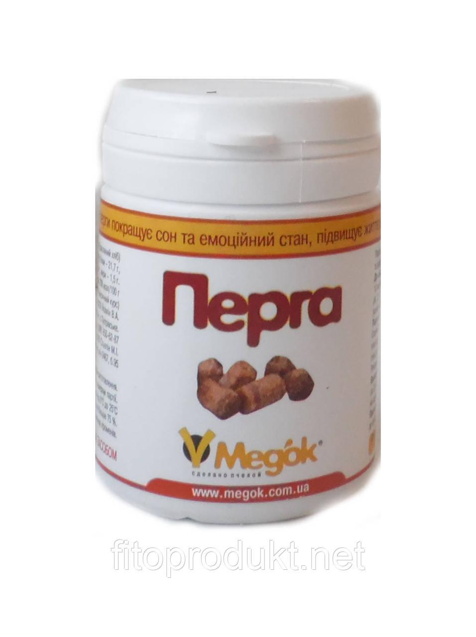 Перга (пчелиный хлеб) – природный витаминно-минеральный комплекс
