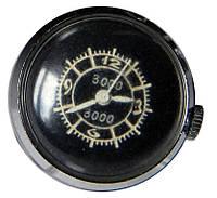 Приборные часы ЧЧЗ под фотопулемёт СССР, фото 1