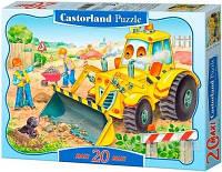 Пазли 20 maxi Castorland