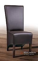 "Мягкий стул ""Канзас-2"" (бук) (КЗ коричневый)"