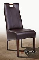 "Мягкий стул ""Канзас"" (бук) (КЗ коричневый)"