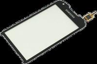 Тачскрин (сенсор, сенсорное стекло) для Samsung S7710 Galaxy Xcover 2, чёрный, оригинал (Китай)