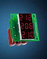 Вольтметр Вм-14 (3x220в)  DigiTOP