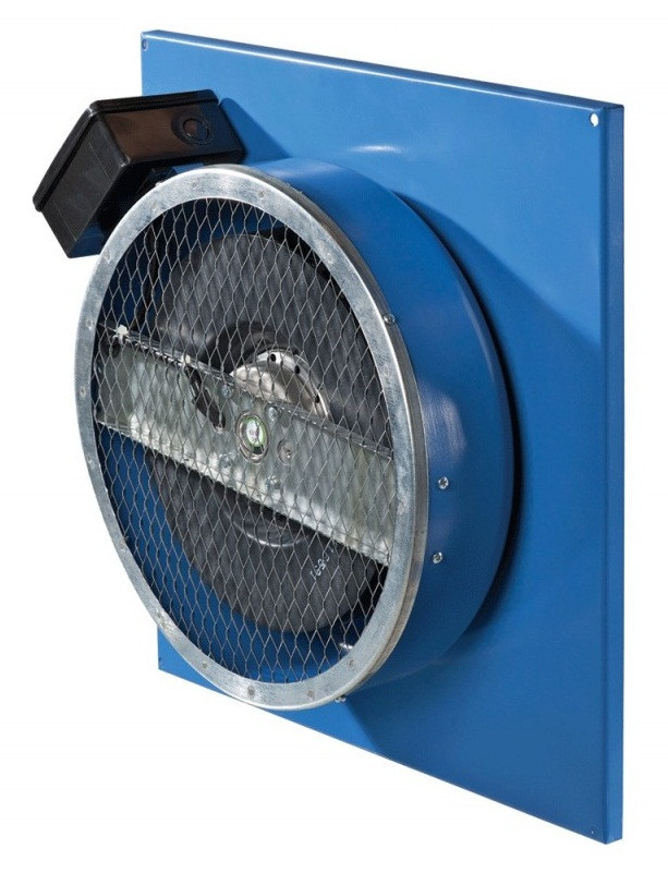 ВЕНТС ВЦ-ПН 125 - вентилятор для круглых каналов