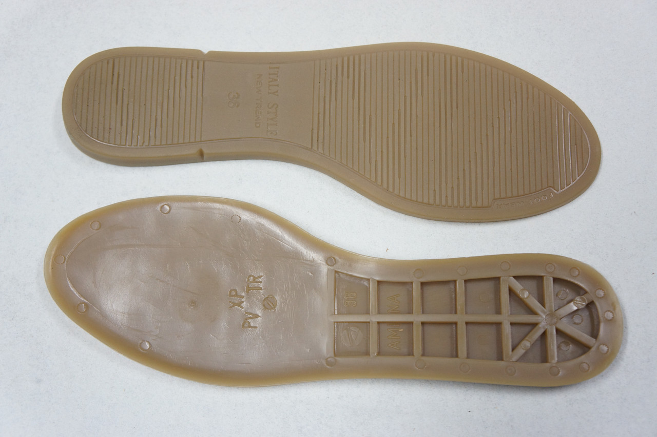 Подошва для обуви женская Амина беж. р.41