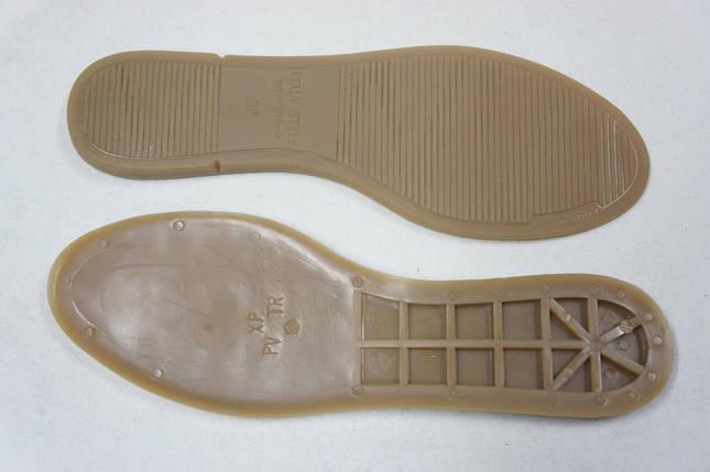 Подошва для обуви женская Амина беж. р.41, фото 2