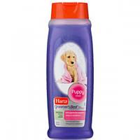 Hartz Groomer's Best Puppy Shampoo  532 мл-шампунь для щенков с кондиционером (H95064)