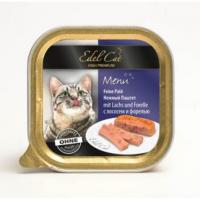 Edel Cat лосось и форель 100 гр