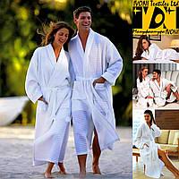 Халаты для отелей и гостиниц, для бань и саун, да и просто для дома