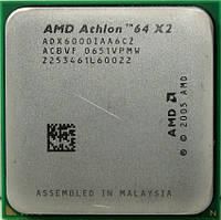 Процессор AMD Athlon 64 X2 6000+ ADX6000IAA6CZ (3,0GHz) sAM2
